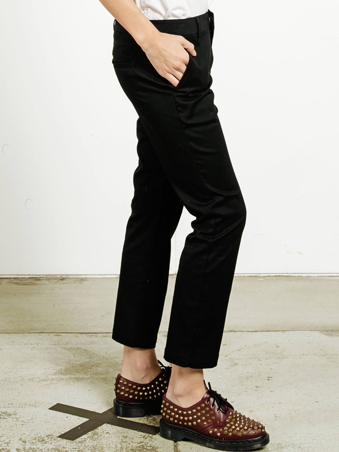 Frochickie Pants - Black