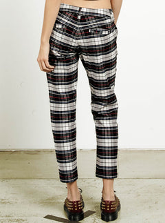 GMJ Frochickie Pants - Black Plaid