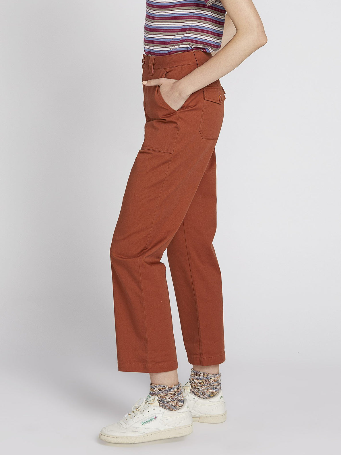 Frochickie Carpenter Pant - Rust (B1131903_RST) [1]