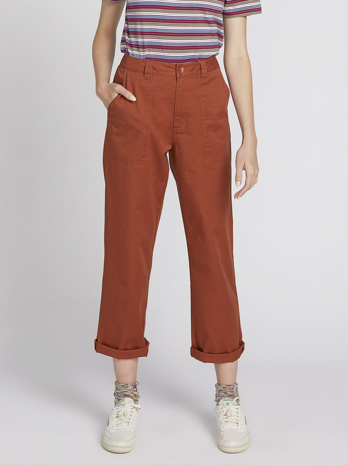 Frochickie Carpenter Pant - Rust (B1131903_RST) [2]