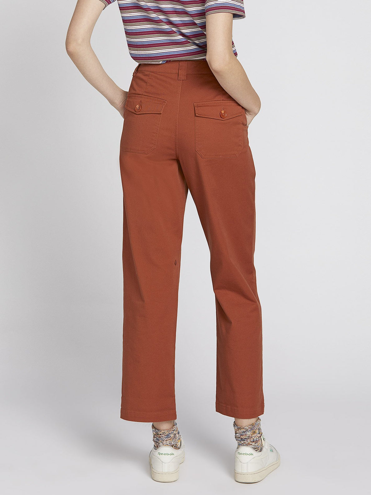 Frochickie Carpenter Pant - Rust (B1131903_RST) [B]