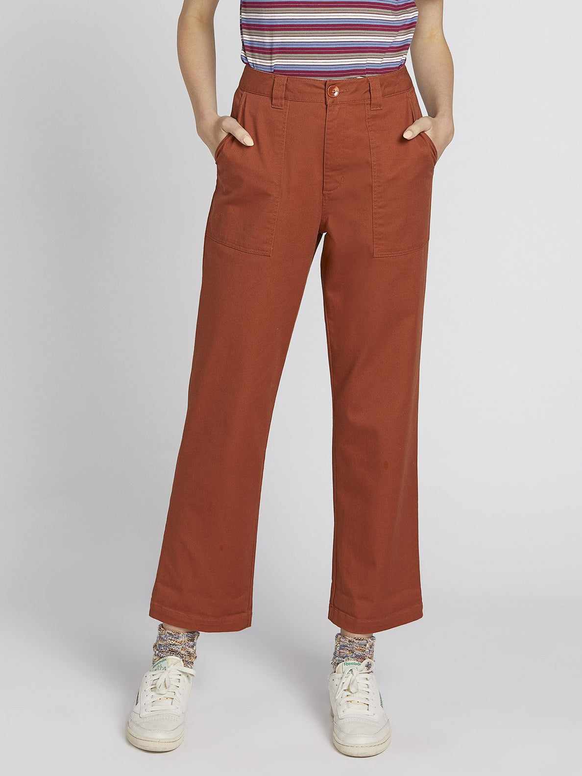 Frochickie Carpenter Pant - Rust (B1131903_RST) [F]