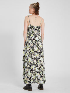 Thats My Type Maxi Dress - Lime (B1312107_LIM) [B]