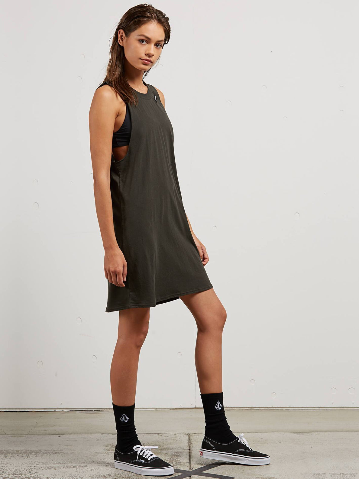 Day By Day Dress - Vintage Black