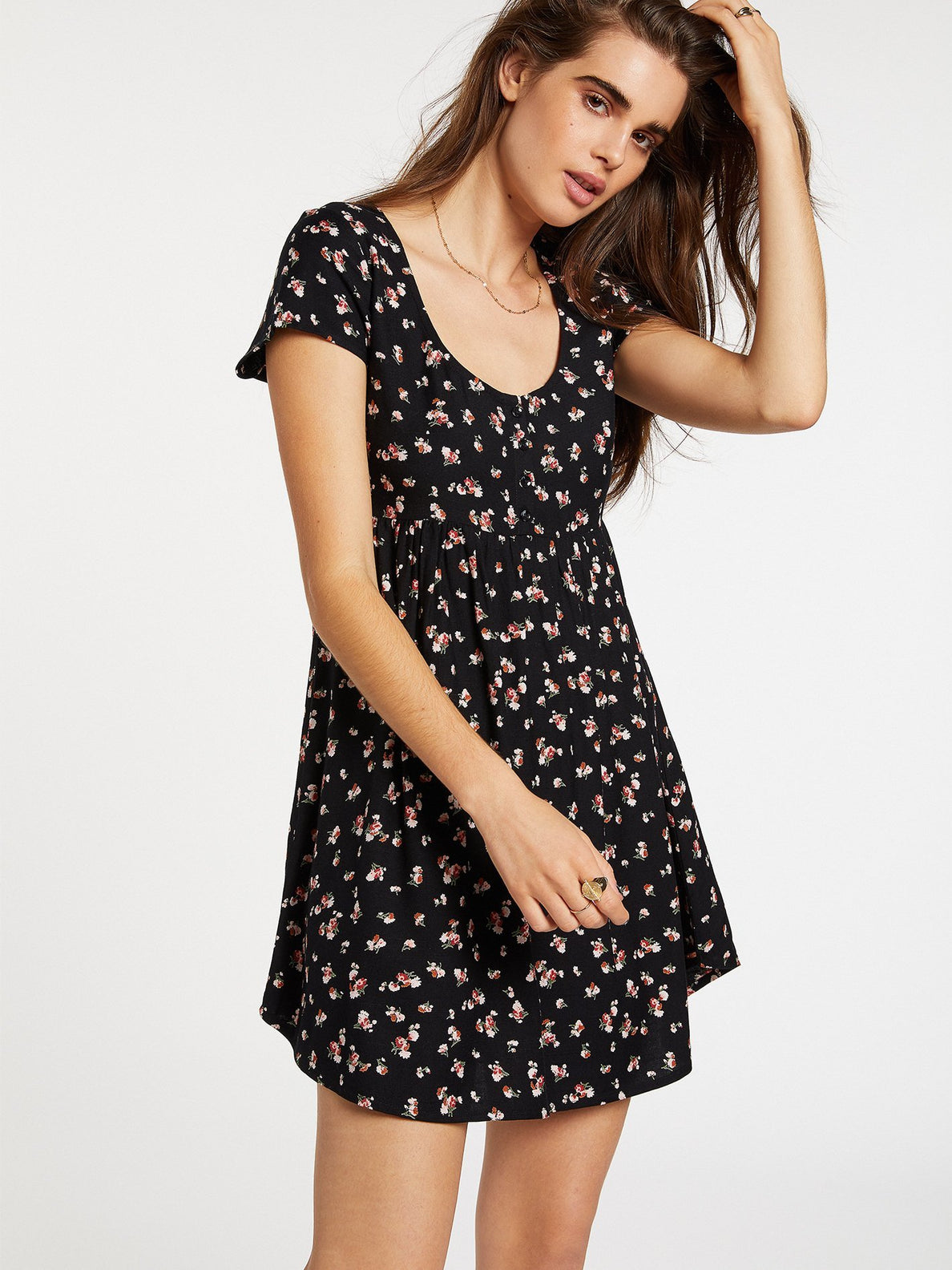 BASIC BEACH DRESS (B1332005_MLT) [40]