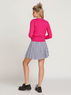 Gmj Frochickie Skirt  - Midnight Blue