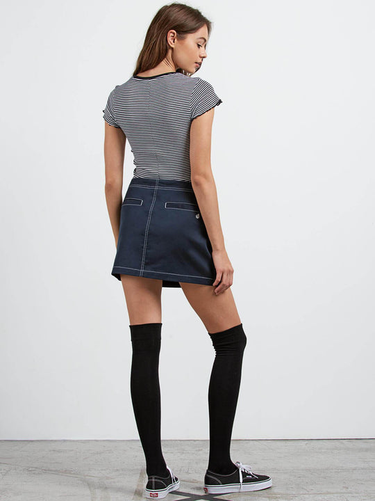 Frochickie Skirt - Navy