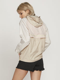 Volbreaker Jacket  - Oxford Tan