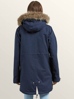 Le Is More Jacket - Sea Navy
