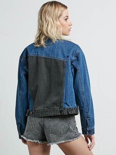 1991 Denim Jacket - Road Sky