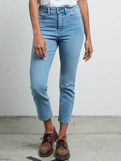 Vol Stone Jeans - Misty Blue