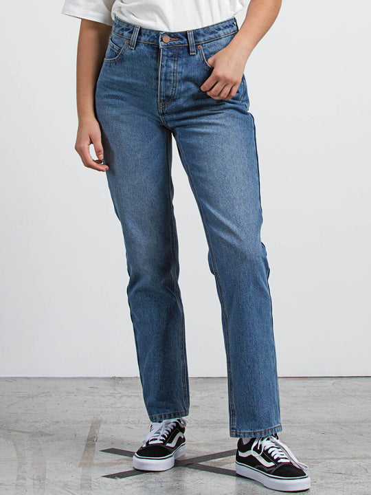 Stoney BF Jeans - Faded Vin