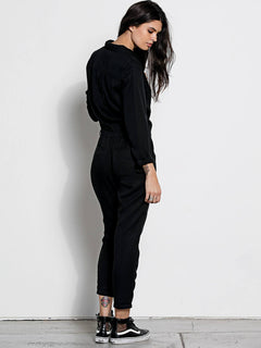 GMJ Jumpsuit - Black