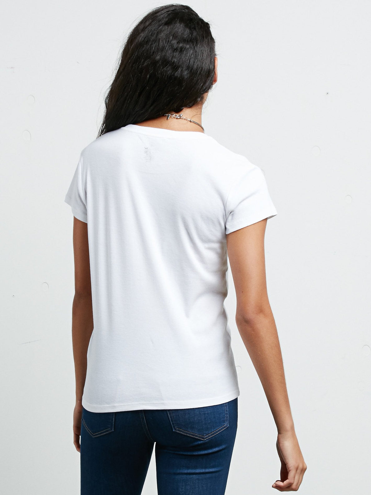 Easy Babe Rad 2 Tee - White