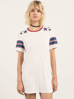 GMJ Tunic - Star White