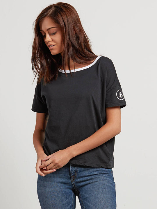 One Of Each T-Shirt - Black