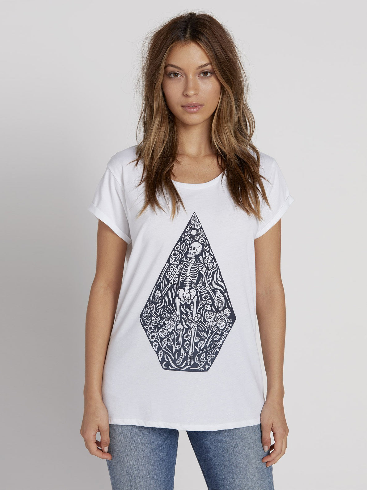 Radical Daze T-shirt - White (B3531950_WHT) [F]