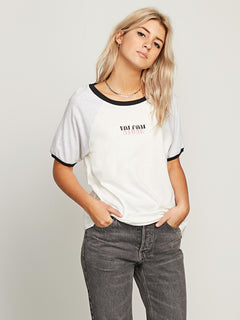 Patch Me If U Can Tee - White