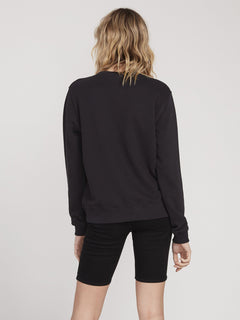 OZZIE ALIEN FLEECE (B4612056_BLK) [B]