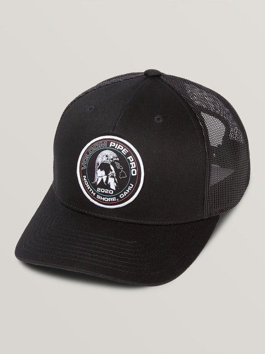 VPP Crest Cheese Hat - Black