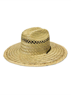 Hellican Straw Hat - Natural