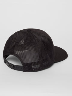 Full Stone Cheese 110 Cap - Black (D5512105_BLK) [B]