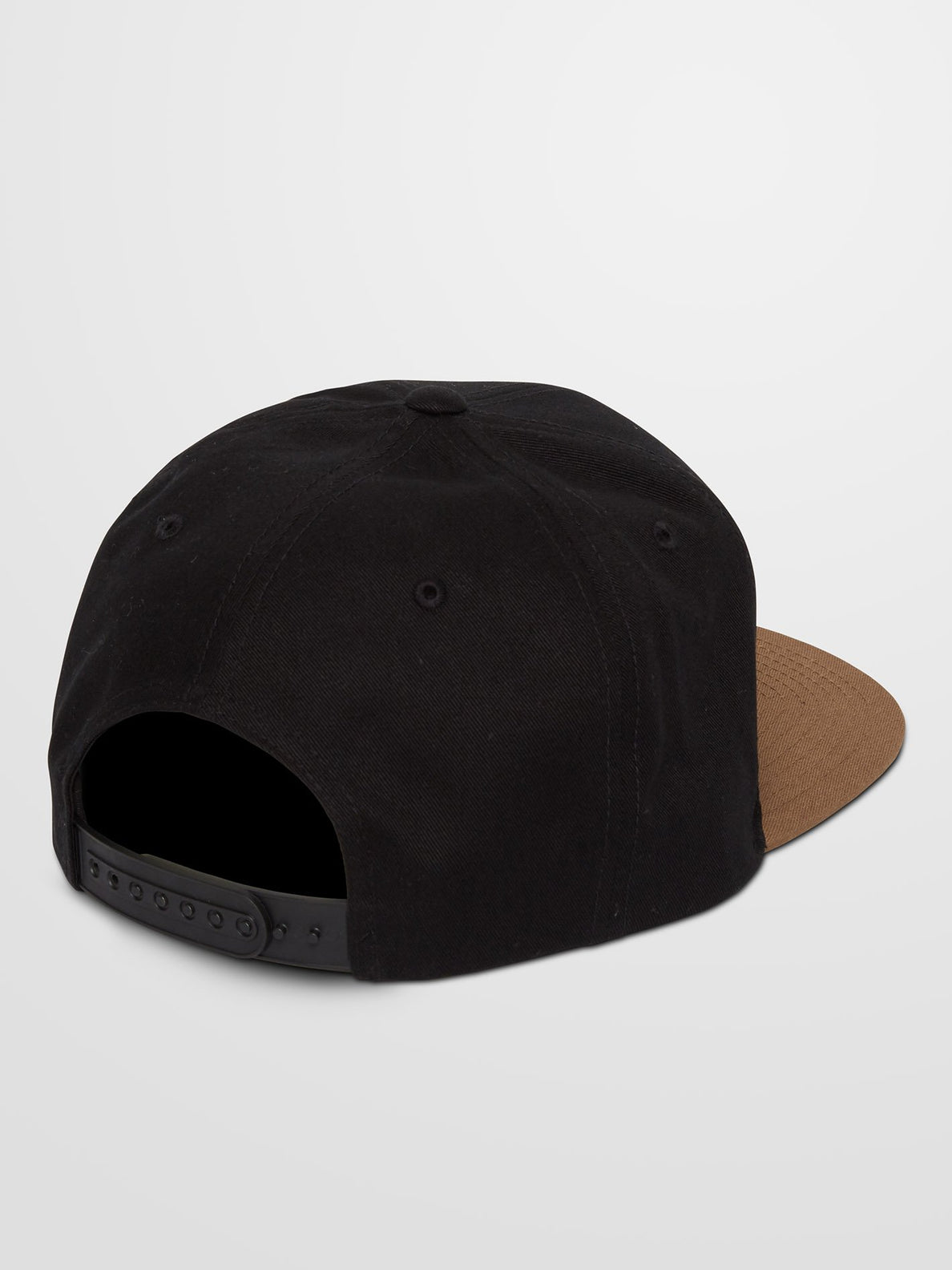 Quarter Twill Cap - Golden Brown (D5512115_GBN) [B]