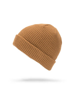 Full Stone Beanie - Old Gold