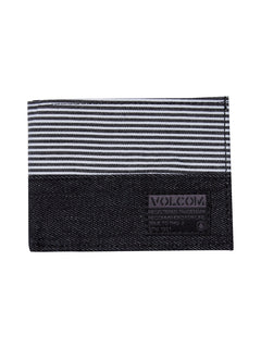 Ecliptic Cloth Wallet - Black