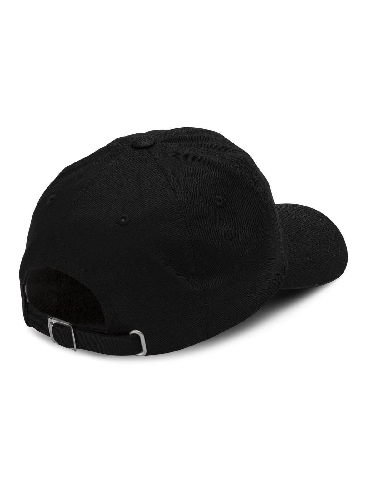 CIRCLE STONE DAD HAT (E5521904_BLK) [B]