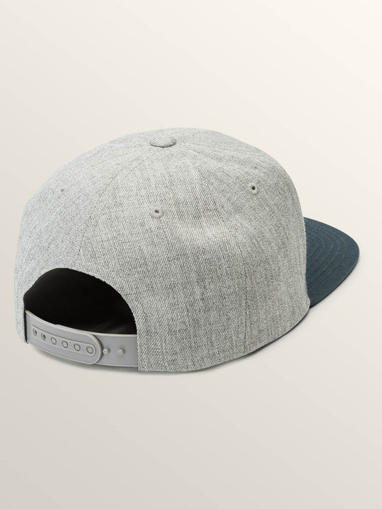 quarter-snapback-navy-green (Kids)