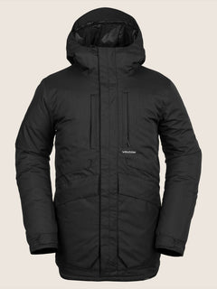 Fifty Fifty Jacket - Black