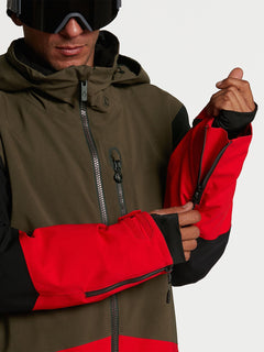 BL STRETCH GORE JACKET (G0652102_RED) [08]