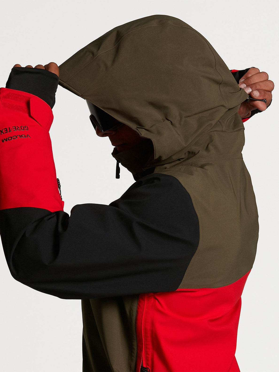 BL STRETCH GORE JACKET (G0652102_RED) [10]