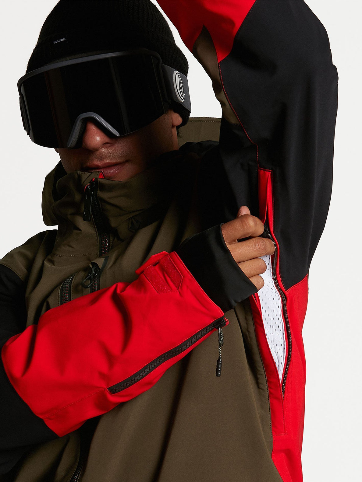 BL STRETCH GORE JACKET (G0652102_RED) [11]