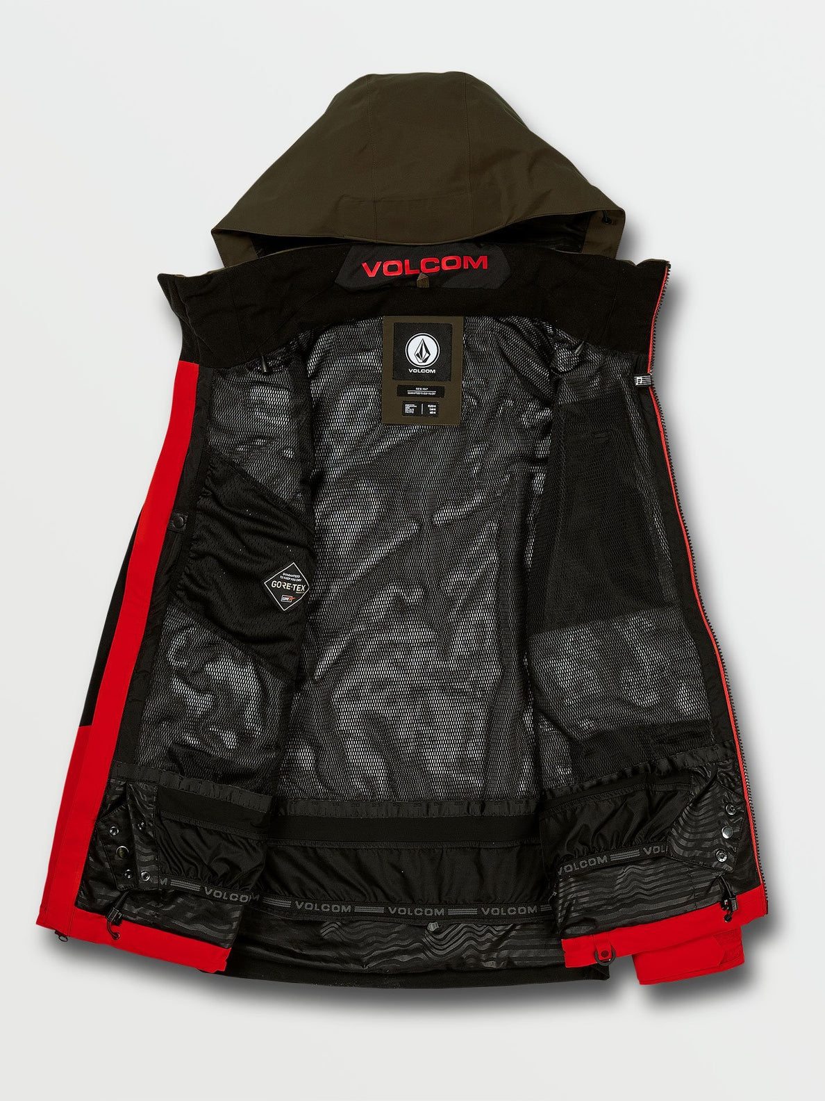 BL STRETCH GORE JACKET (G0652102_RED) [13]