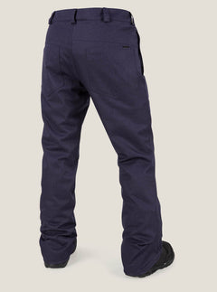 Solver Snow Pants - Denim