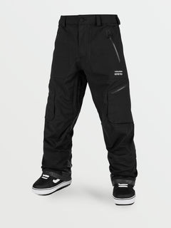 GUCH STRETCH GORE PANT (G1352101_BLK) [F]