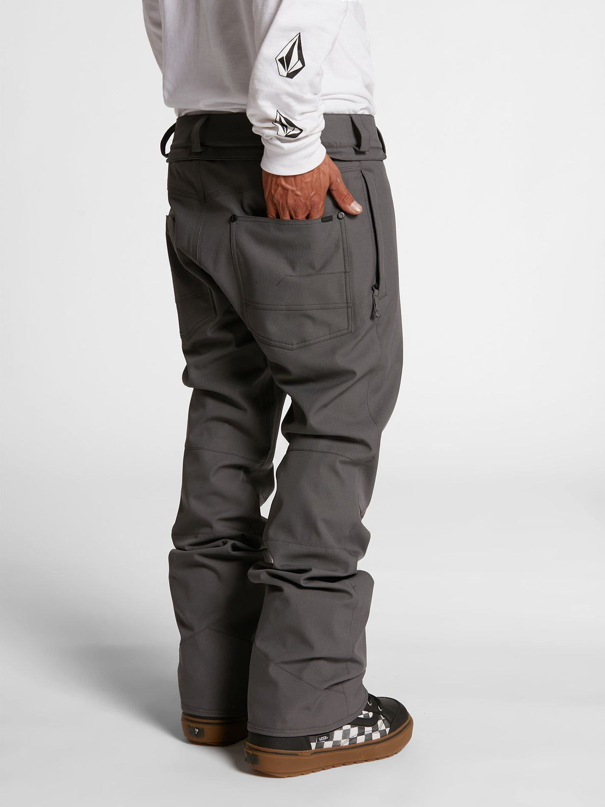 KLOCKER TIGHT PANT (G1352109_BLK) [02]