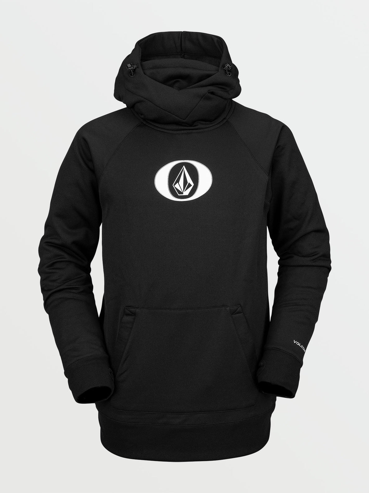 HYDRO RIDING HOODIE (G4152101_BLK) [F]