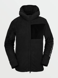 Polartec Fleece - Black