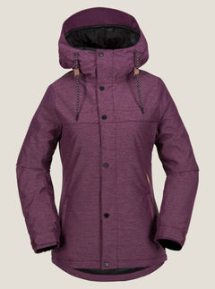 Bolt Insulated Jacket - Winter Orchid