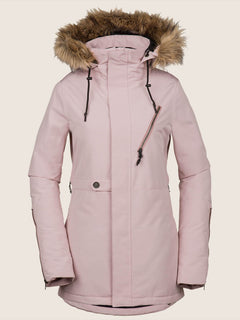 Fawn Insulated Jacket - Rose Wood