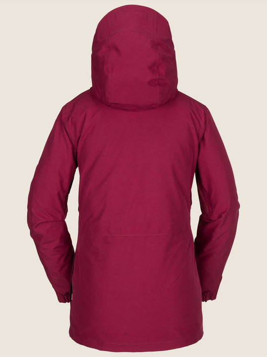 Iris 3-In-1 GORE-TEX Jacket - Magenta