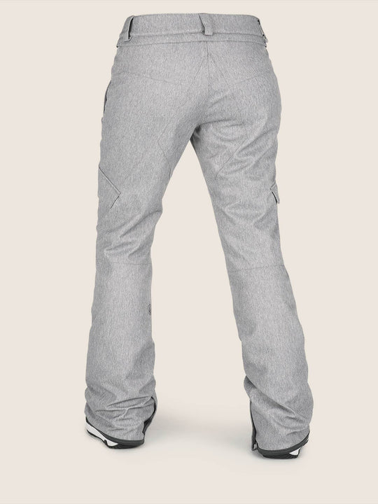 Bridger Insulated Pant - Heather Grey