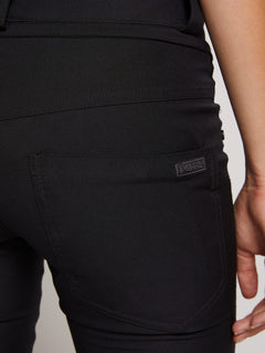 Battle Stretch Pants - Black