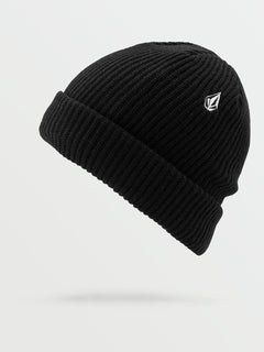 SWEEP LINED BEANIE (J5852100_BLK) [B]