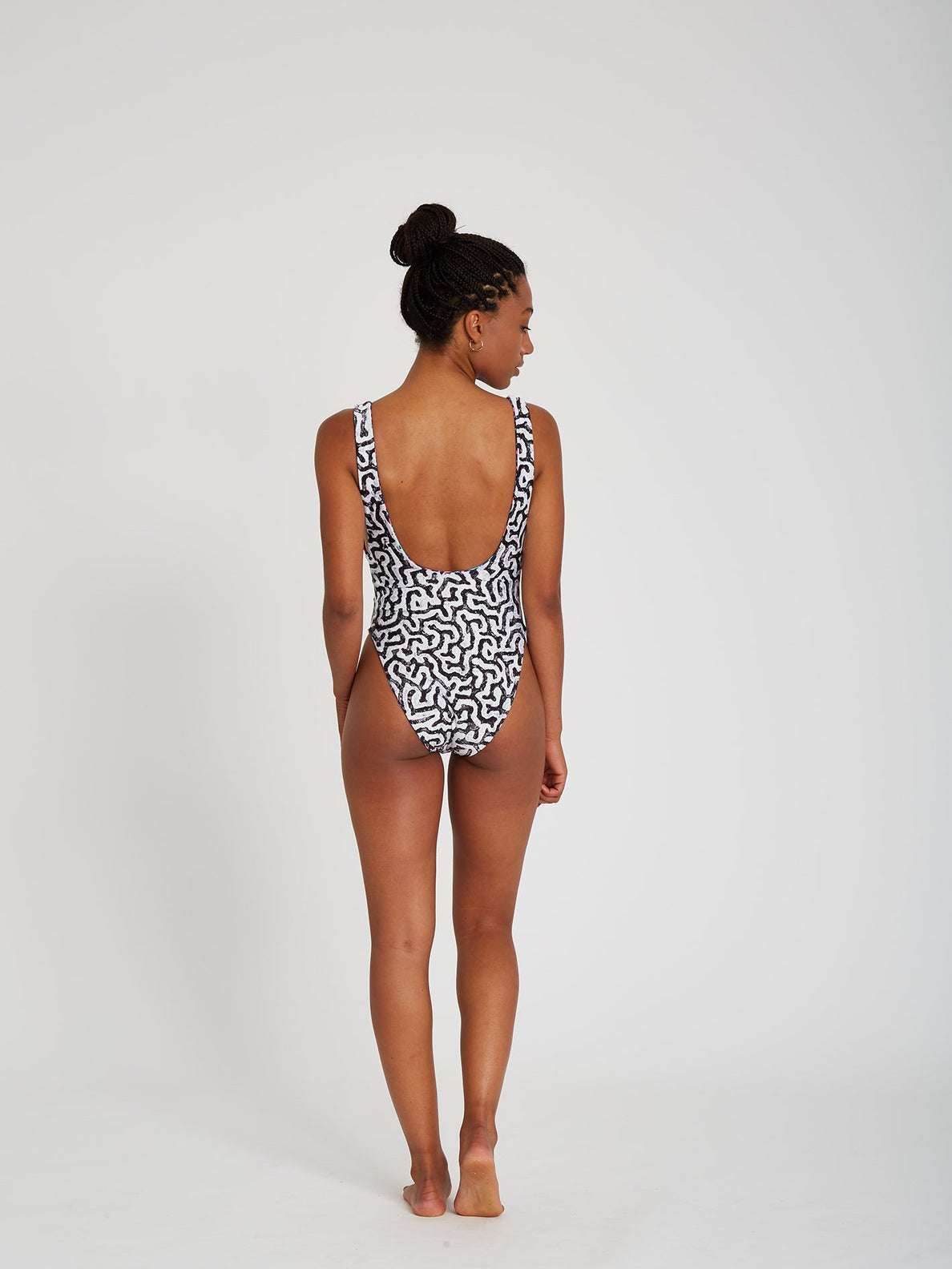 Coral Morph 1 piece Swimsuit - Multi (O3012104_MLT) [9]