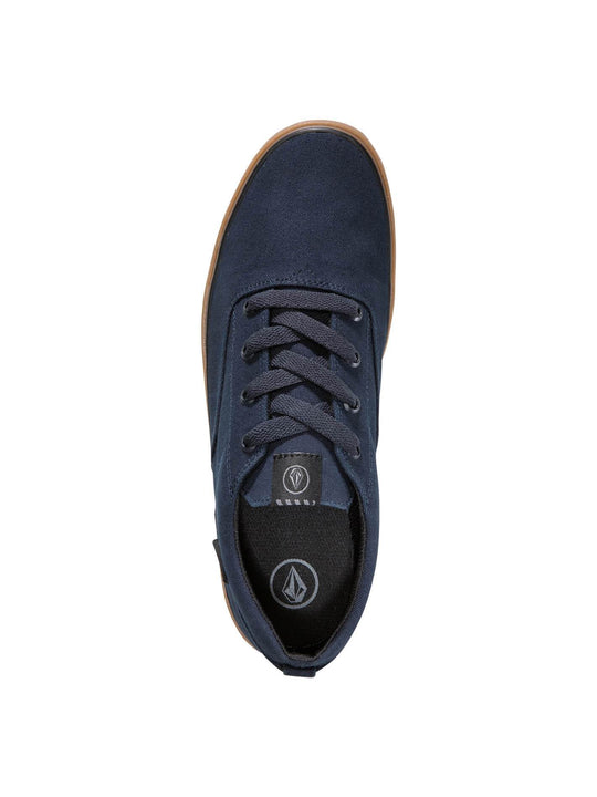 Draw Lo Shoes - Navy