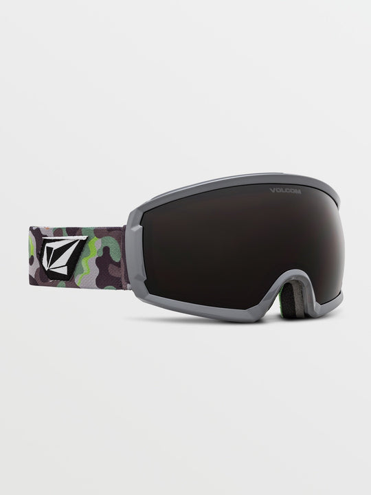 Migrations Goggle - Camo Lime - Small